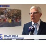 Gérard Soula, Adocia CEO